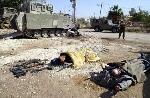 على طريقة أبو غريب- جنود الاحتلال يلتقطون الصور مع الشهداء…