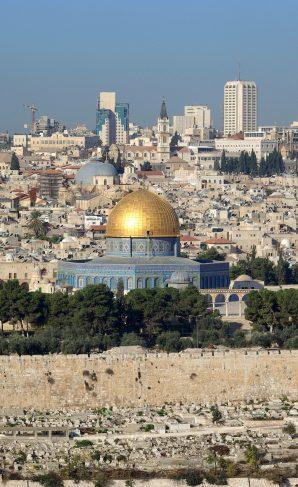 Jerusalem_Dome_of_the_rock_BW_14