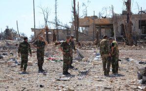 تقدم مفصلي للجيش السوري في حلب