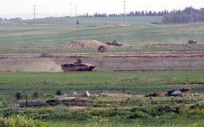 قوات الاحتلال تستهدف المزارعين شرق قطاع غزة