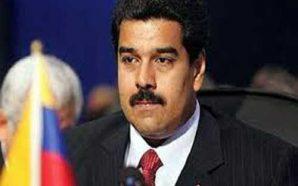 محاولة اغتيال فاشلة الرئيس الفنزويلي نيكولاس مادورو أثناء إلقاء خطابه…