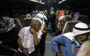 بينهم أطفال.. (24) من أهالي أسرى غزة يزورون أبناءهم في…