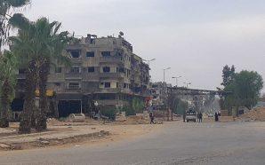 دمشق تقرر عودة اللاجئين الفلسطينيين إلى مخيم اليرموك