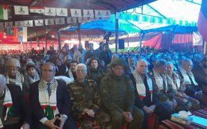 الجبهة الشعبية لتحرير فلسطين _القيادة العامة وجمعية احمد قادروف الشيشانية…