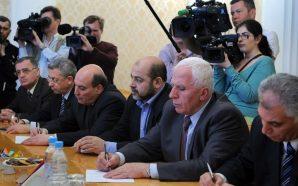 """ألغت البيان الختامي.. الفصائل تختتم لقاءات موسكو بالتأكيد على """"المُتفق…"""