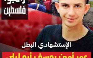 الجيش الاسرائيلي يشكر الرئيس محمود عباس على مساعدته في القضاء…