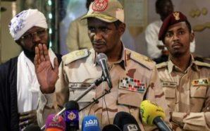 الحوار بين الجيش وقوى الاحتجاج حول الهيئة الانتقالية تستأنف الإثنين…