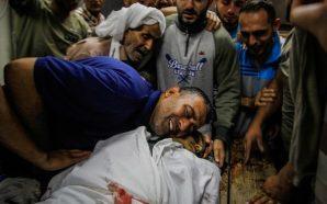 استشهاد 18 مواطنًا منذ بدء العدوان على غزة