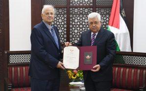 لجنة الانتخابات تقدم تقريرًا مفصلاً للرئيس عباس حول ردود الفصائل