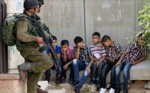 الاحتلال يواصل التنكيل بالأطفال الأسرى في سجن الدامون