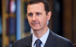 رسالة جوابية خطية من الرئيس السوري إلى الرئيس محمود عباس