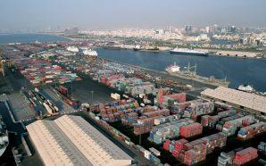 وصول أول حاوية بضائع إسرائيلية إلى دبي