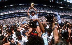 رحيل مارادونا..أسطورة الكرة الأرجنتينية