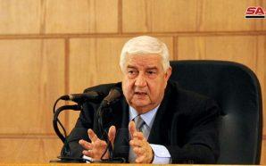 وليد المعلم… دبلوماسي مقاتل دافع عن سورية حتى آخر رمق