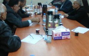 لقاء قيادي بين الجبهتين الشعبية والديمقراطية في دمشق