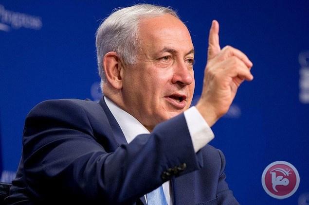 نتنياهو: التعاون مع مصر بمثابة ذخر امني وقومي