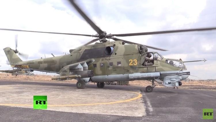 تفاصيل مقتل الطيارين الروسيين في سوريا