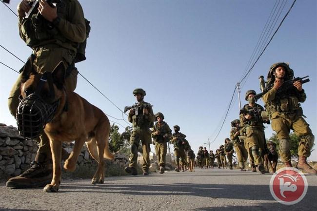عمليات التنكيل الاسرائيلية مستمرة في دورا وسعير ويطا والخليل