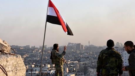 حلب: خطوط المسلحين تتآكل.. والجيش يطاردهم محمد بلوط