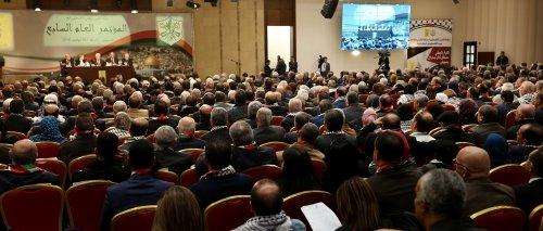 مؤتمر عباس وشهود الزور