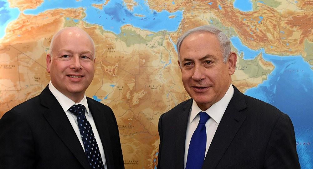 """غرينبلات: صفقة القرن لن تعرض قبل الانتخابات """"الإسرائيلية"""""""