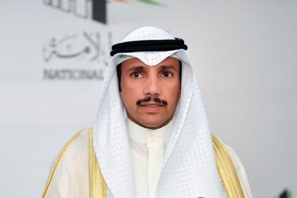 رئيس مجلس الأمة الكويتي: لا تسوية مقبولة دون اللاجئين الفلسطينيين