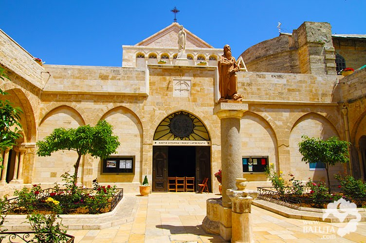 القدس وبيت لحم مدينتينا..تهنئة روحية