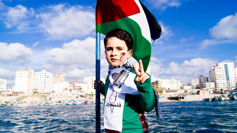 عاشق من فلسطين