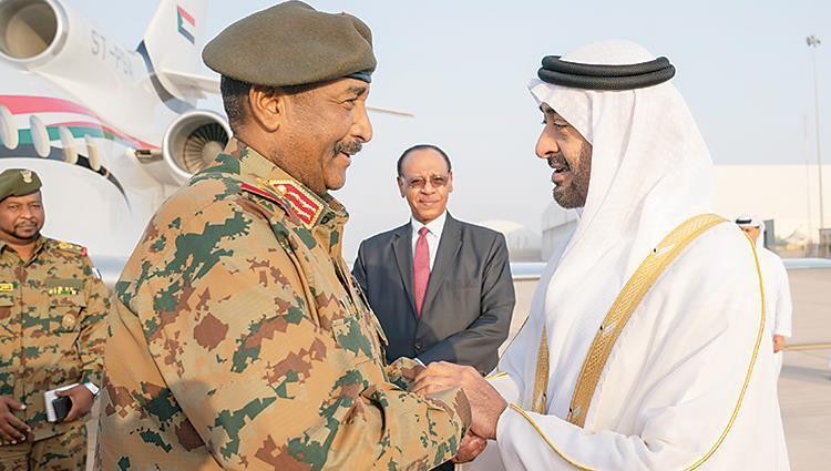 مجلس الخيانة العسكري السوداني عش الدبابير