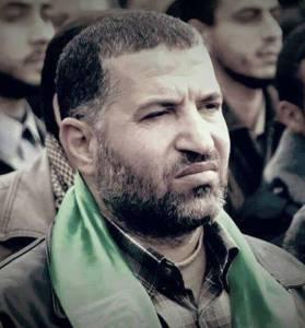 الذكرى الثامنة الأليمة لاغتيال القائد الشهيد المناضل أحمد الجعبري