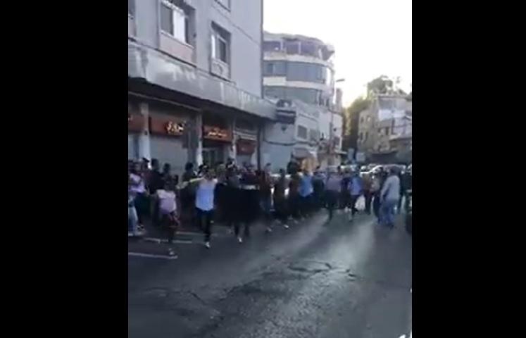 أحداث ومواقف..الدبكة الشعبية في شوارع القدس