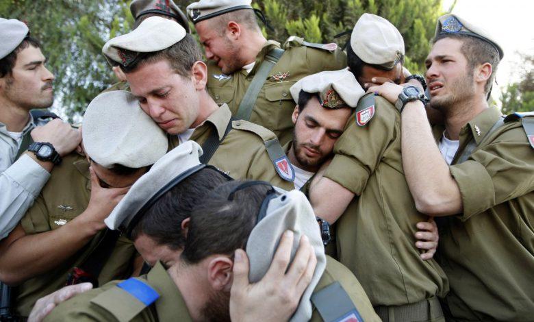 """"""" إسرائيل """" تلفظ انفاسها الأخيرة"""