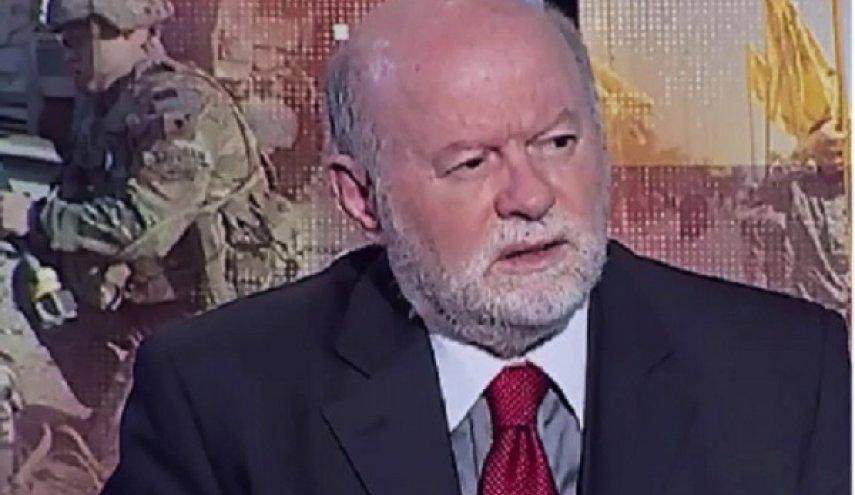 وفاة المناضل اللبناني العربي أنيس النقاش