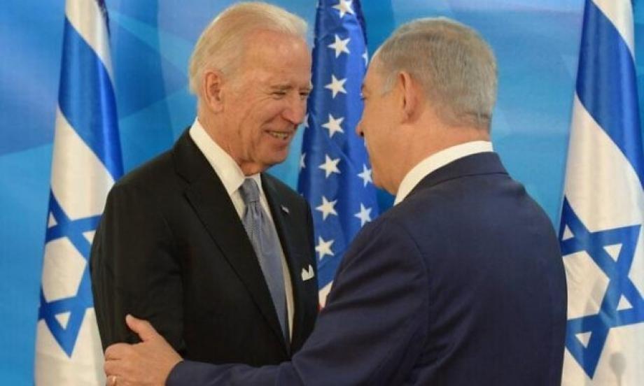 """""""بايدن"""" يهاتف """"نتنياهو"""" لأول مرة و يُؤكد إلتزامه الشخصي الثابت بأمن إسرائيل"""