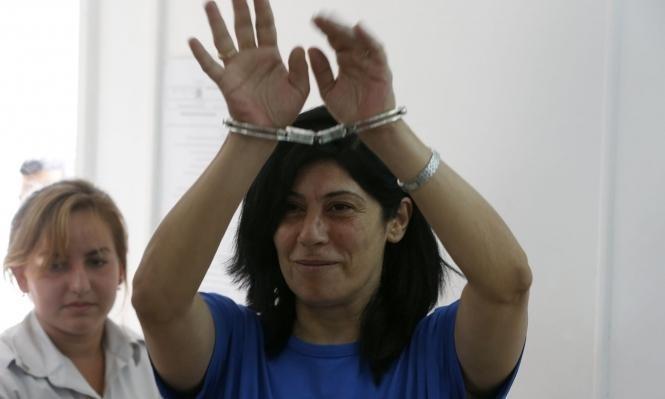 الاحتلال يصدر حكما بالسجن على القيادية الفلسطينية خالدة جرار لمدة عامين