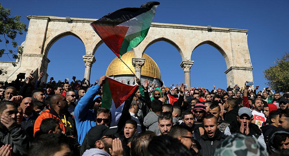 """القدس والمقدسيين أيقونة الصمود وشرف الأمة """" الغضب الساطع آتٍ """""""
