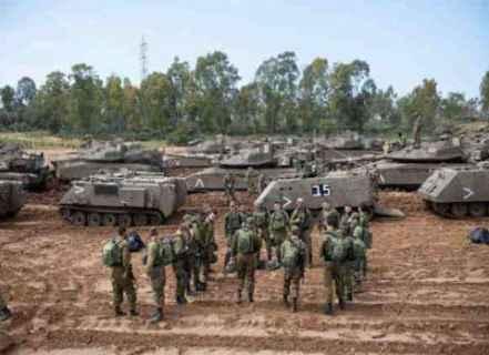 جيش الاحتلال يستعد لتصعيد مع غزة في حال اعتقال الأسيريْن اللذين ما زالا طليقيْن..