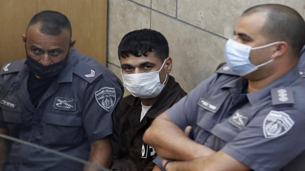 الأسير محمود عارضة يدخل عامه الـ (26) في سجون الاحتلال