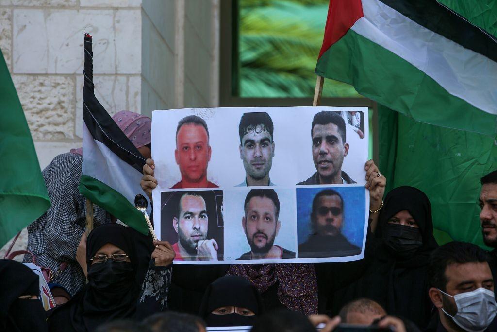 """الاحتلال يرفض إحضار أسرى """"نفق الحرية"""" إلى جلسة المحكمة"""