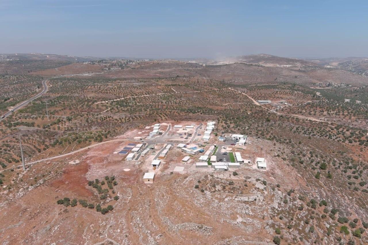 نابلس: جبل صبيح على موعد مع خطة صهيونية استيطانية جديدة